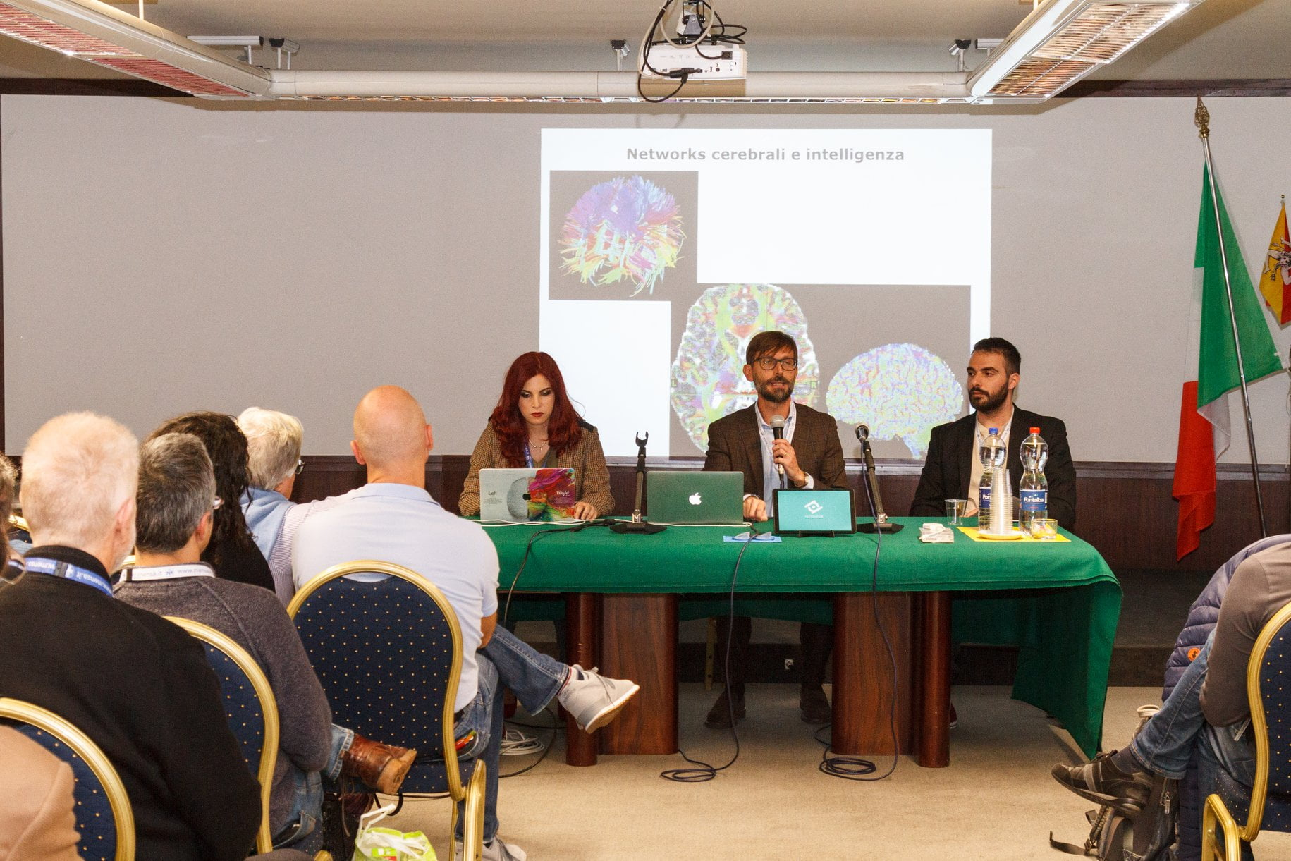 restorative neurotechnologies a mensa italia