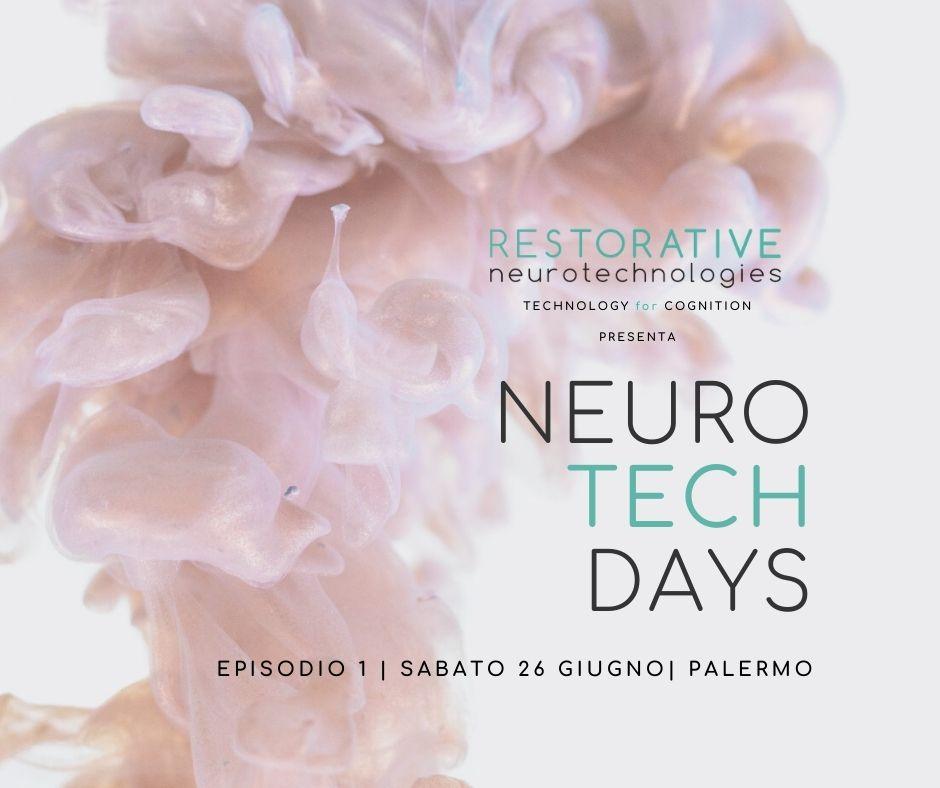 NeuroTechDay - Episodio 1: Palermo